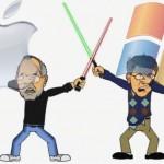 Мъжете предпочитат Microsoft пред Apple