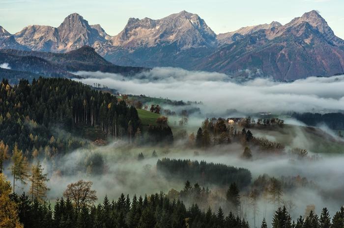12 екзотични национални парка