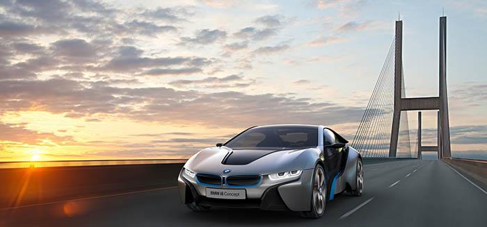 Новото BMW I8 с 3-цилиндров Twin Power турбо двигател