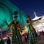 Дисни свети в зелено заради Свети Патрик