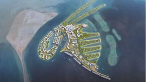 Катар прави екзотичен остров специално за Мондиал 2022
