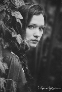 Диляна Гергова за портретната фотография