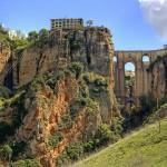 Да живееш на ръба на каньона – Ронда