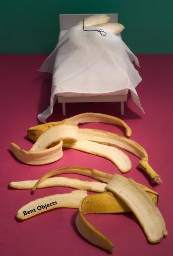 Bent Objects - предметите от ежедневието ни оживяват