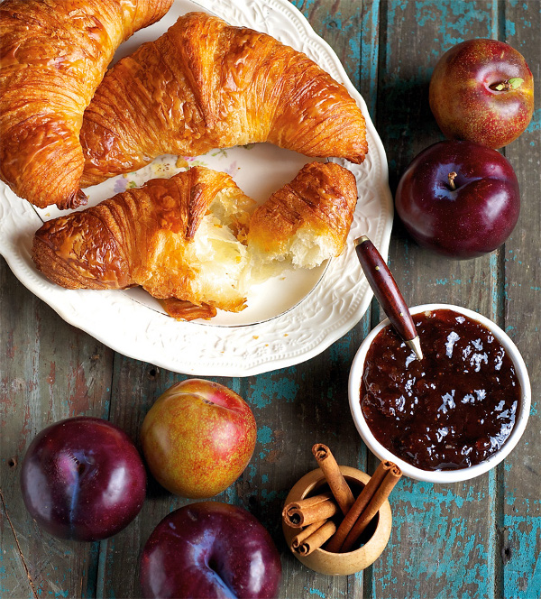 здравословна френска закуска