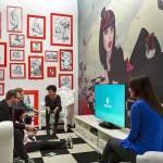 Shutterstock се премести в нов страхотен офис