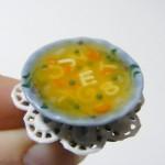 Бижута с формите на супа