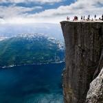 Спиращи дъха скални гледки по целия свят