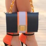 Оранжевото на мода през пролетта