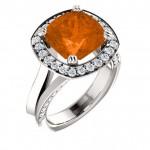 Оранжеви аксесоари на мода