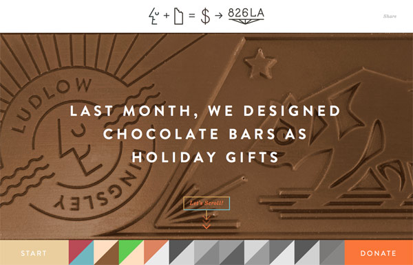 LudlowKingsleyChocolate е полезен и иновативен сайт