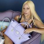 Изтекоха снимки на Лейги Гага от фотосесия на Версаче
