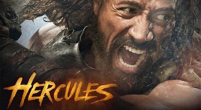 Скалата ще играе Херкулес