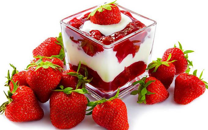 Ягодите са здравословен начини за хубав старт на деня