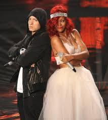 Риана и Еминем отново заедно на сцената.