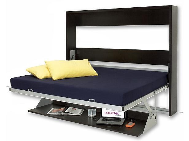 скрито легло в кабинета