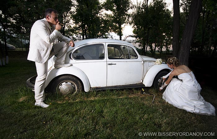 Как да обиколим света като сватбен фотограф?