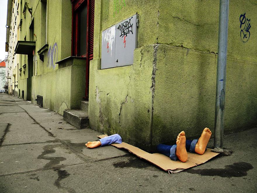 Прага и страхотните Street art улици