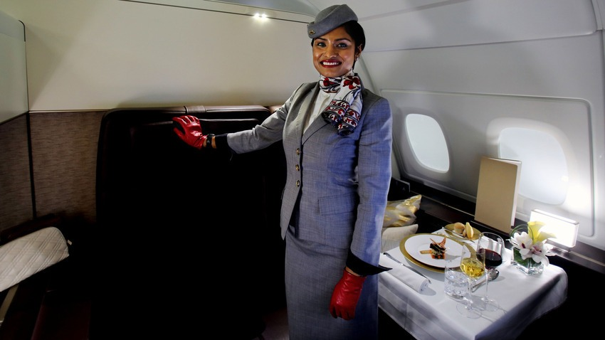 """""""The Residence by Etihad"""""""