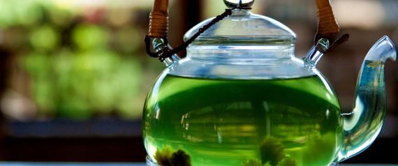 зелен чай за хубава кожа