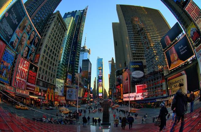 Ню Йорк влиза в топ 3 на градовете с най-много възможности в момента