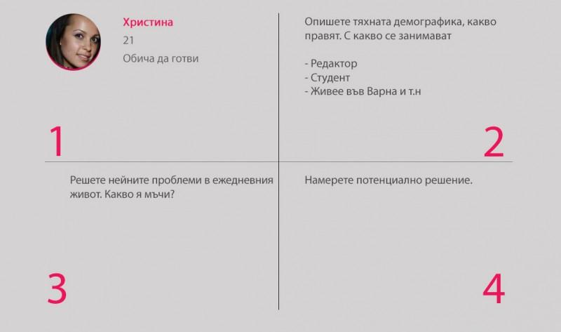 """Как се създава """"измислена"""" персона в UX Design"""