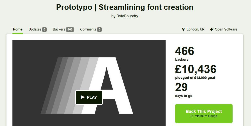 Всички могат да са дизайнери на собствен шрифт