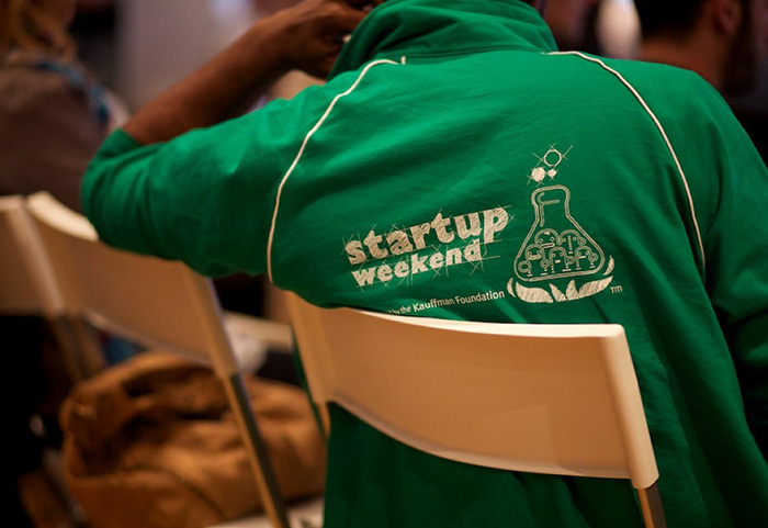 Свилен за Startup Weekend Varna 2013
