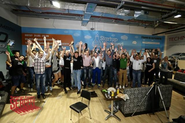 """StartupWeekendVarna - новини """"от кухнята"""""""