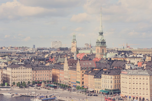 Възможности на Стокхолм за бизнес