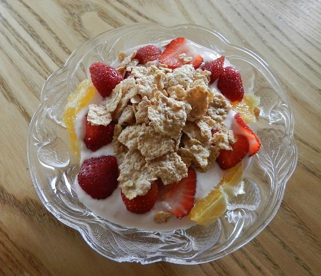 Минимум калории с плодови десерти