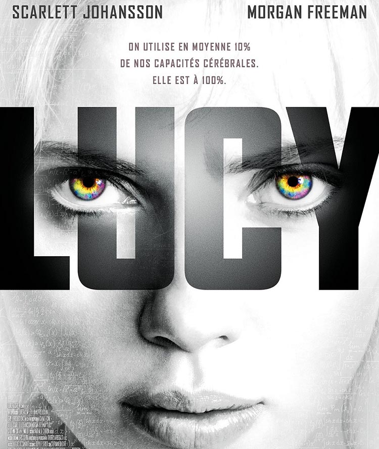 Люси  филм 2014
