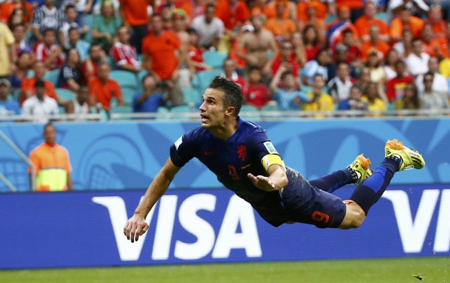 7 от най-красивите голове от Мондиал 2014 до момента