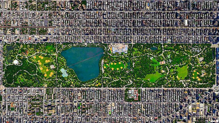 Daily overview - погледни Ню Йорк