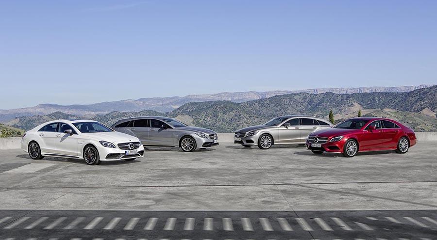 Новият Mercedes CLS