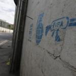 Размирици заради Световното първенство в Бразилия