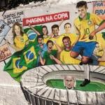 Световното първенство в Бразилия в 22 снимки