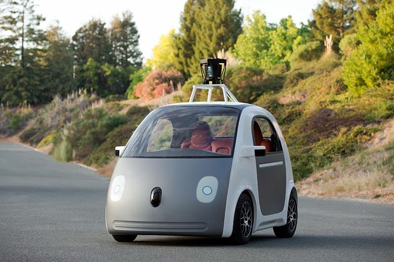 Самоуправляващите коли са вече факт!