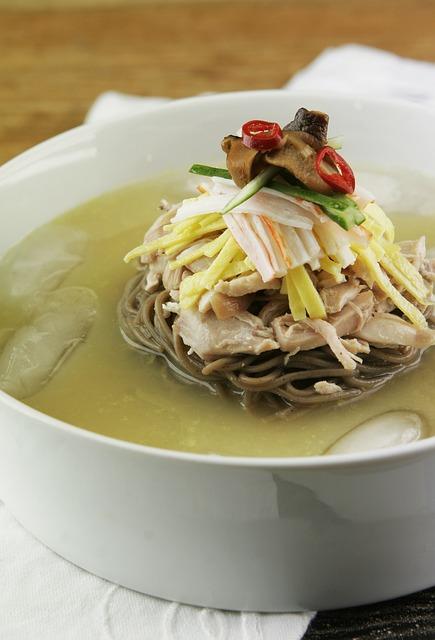 Диети от студени супи