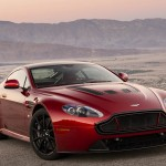 Новият Aston Martin: Vantage S V12 кабрио