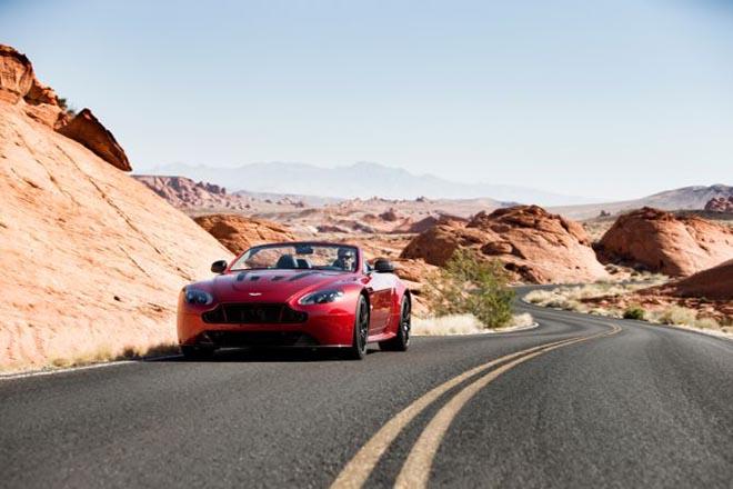 Aston Martin Vantage S V12 идва с 573 к.с