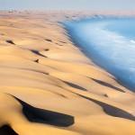 Невероятна снимка на Намибия от въздуха