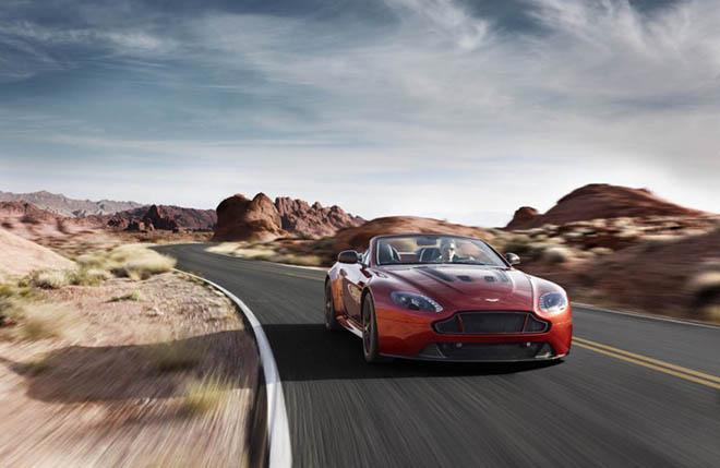 Новият Aston Martin: Vantage