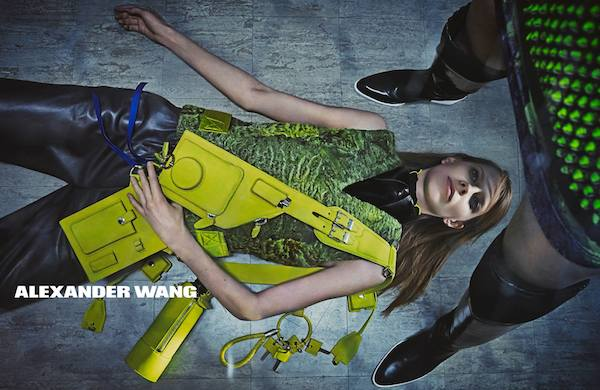 Александър Уанг с уникална колекция есен 2014