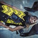 Александър Уанг разкри колекция есен 2014