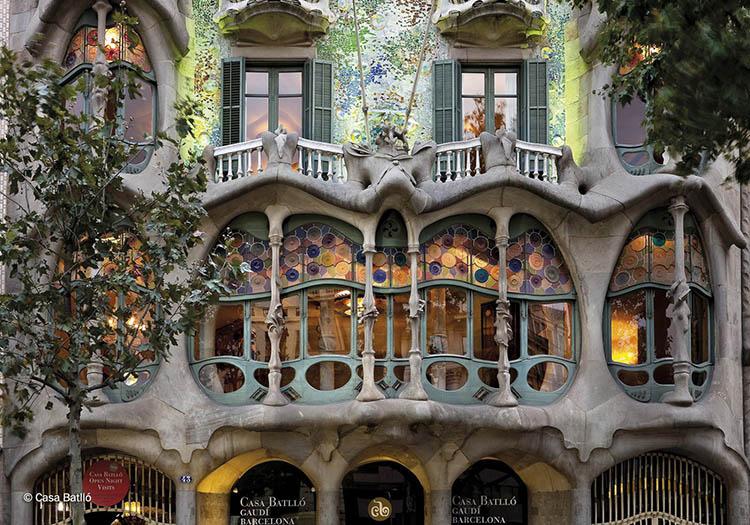 Къщата Батло в Барселона