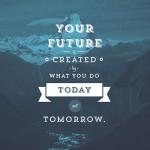 По начина, по който изживявате всеки ден, оформяте живота си