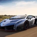 Lamborghini Veneno е най-мощното Ламбо