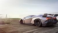 Lamborghini Veneno – красота и агресия на едно място