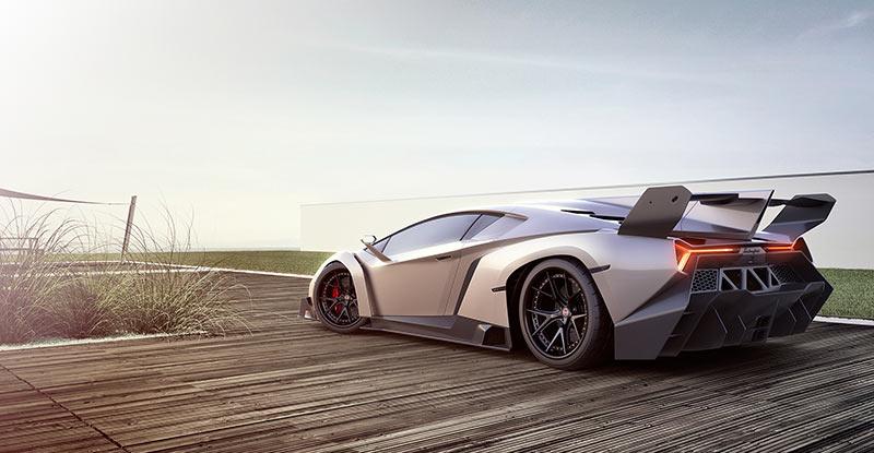Lamborghini Veneno струва над 4.5 мил долара